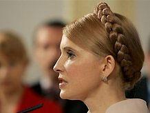 Тимошенко летит в Москву на встречу с Путиным