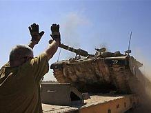 Договор о перемирии между Израилем и Палестиной вступил в силу