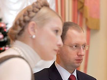 Тимошенко и коалиция выступили против перевыборов