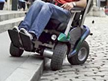 Парализованный австралиец уснул в инвалидной коляске на скоростном шоссе