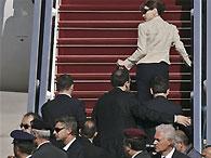 Израиль: Полицейский свел счеты с жизнью, провожая Саркози