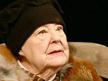 В Москве умерла актриса Алла Казанская