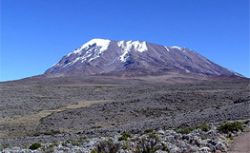 Десятилетний ирландец покорил Килиманджаро