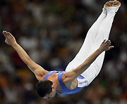 Украинцы стали чемпионами Европы по прыжкам на батуте