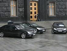 На каких автомобилях ездят украинские политики