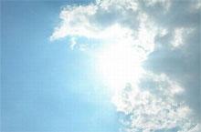 9 мая - дожди, а с понедельника синоптики обещают жару