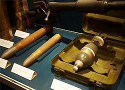 Среди экспонатов краеведческого музея нашли боеприпасы... с тротилом
