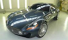 В Италии представили суперкар Maserati A8GCS