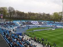 В Лиге чемпионов Динамо будет играть на Динамо