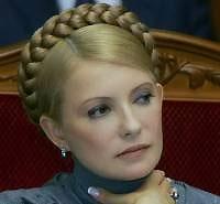 Тимошенко обещает, что Рада не заработает, пока не примет антиинфляционные законы