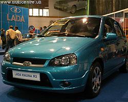 На «АвтоВАЗе» собран первый автомобиль Lada Kalina Sport