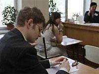 В Украине проходит независимое тестирование выпускников школ по химии