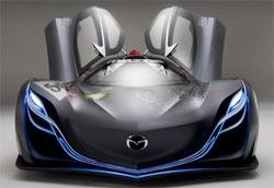 Компактный сити-кар Mazda1 представят в Париже