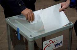 В Грузии открылись избирательные участки