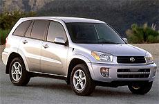 Редкий электромобиль Toyota RAV4 продают с молотка