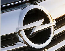 Opel обновляет логотип