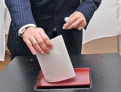 Киевский теризбирком обнародовал данные предварительного подсчета голосов по 222 участкам