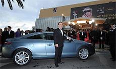 Купе Renault Laguna представили на Каннском фестивале
