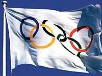 Олимпийский огонь прибыл из Пекина в Казахстан