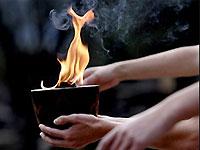 Олимпийский огонь прибывает в Стамбул