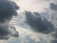 В пятницу небо затянут тучи, и в окна будет стучать дождь