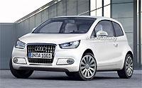 Супермини A1 от Audi появится к 2011 году