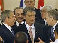 Ющенко: в декабре Украину пригласят в ПДЧ