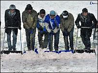 В 2008 году на Земле обещают легкое похолодание