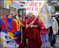 В Китае снова произошли столкновения с тибетцами