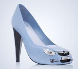 Туфли Opel – это не шутка