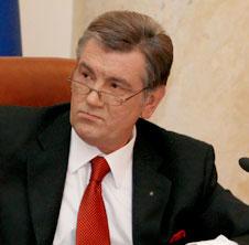 """Ющенко про НАТО, кордон, Вічну Україну і """"деякі точки світу"""""""