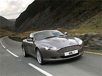 Daimler AG собирается приобрести контрольный пакет акций Aston Martin