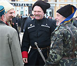 Українські козаки ідуть на Київ