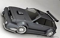 ВАЗ-2109 превратится в суперкар от Brabus