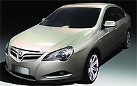 Changan показал новый автомобиль D-класса