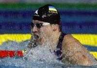 Борисик выиграл серебро на дистанции 200 метров брасом