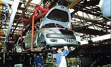 Chrysler и Nissan Motor обменяются технологиями