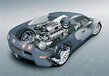 Bugatti Veyron лишится крыши