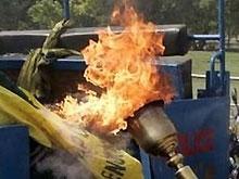 Олимпийский огонь доставили в Индию