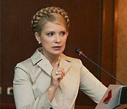 Тимошенко заявляет, что невзирая на все неурядицы экономика растет