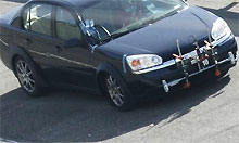 """""""Шпионы"""" поймали гибрид Chevrolet Volt"""