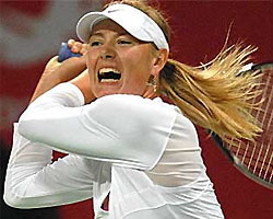 Серена Уильямс в четвертый раз подряд обыграла Марию Шарапову