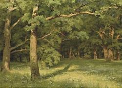 На Christie's картину Шишкина продали за 3 миллиона 177 тысяч долларов