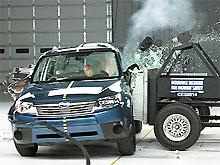 Новый Subaru Forester получил высшую оценку в краш-тестах