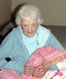 Самый старый человек на Земле отпраздновал 115-й день рождения