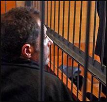 Прокуратура установила, что Рудьковского задержано законно