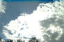 В пятницу солнце будет пробиваться сквозь облака, а к Пасхе на юге пройдут грозы
