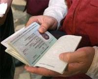 Украина с 1 января ввела безвизовый режим для Болгарии и Румынии