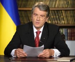 Ющенко распустил Верховную Раду