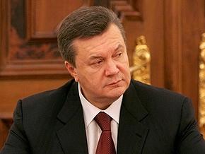 Янукович возглавил избирательную кампанию Партии регионов